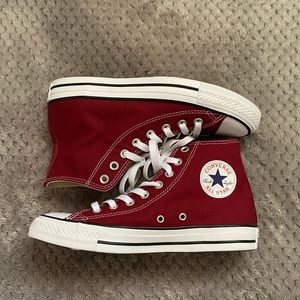 New Converse Hightops